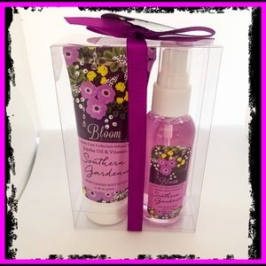🆕 Bloom By Olivia Grace Body Lotion & Body Spray